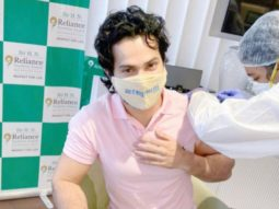 """""""Don't be a prick go get the prick,"""" says Varun Dhawan after his first dose of COVID-19 vaccination"""