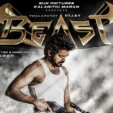 Thalapathy Vijay's next titled Beast; actor unveils first look