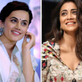 Taapsee Pannu and Shriya Saran catch up in Russia