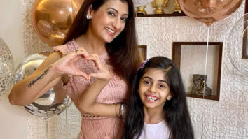 """""""The bond of a mother and daughter is truly irreplaceable,"""" suggests Hamariwali Good News' Juhi Parmar"""
