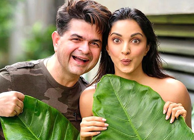"""EXCLUSIVE: """"When we are doing a sexy shot, she is not worried that any bad picture will ever release""""- Dabboo Ratnani on working with Kiara Advani"""