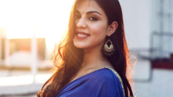 Rhea Chakraborty shares a selfie along with a message of hope