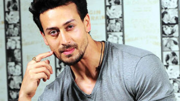 Tiger Shroff has a simple solution for a fan who desires to have a jawline like his