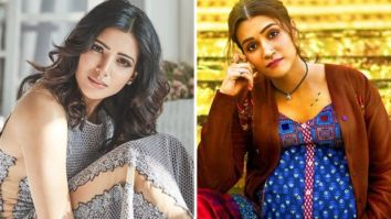"""Absolutely loved Mimi"", says Samantha Akkineni as she praises Kriti Sanon and Pankaj Tripathi's performance"