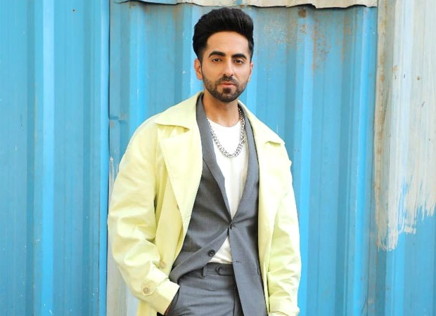 """""""The city of lakes is a beautiful place"""", says Ayushmann Khurrana on shooting for Doctor G in Bhopal"""