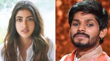 Indian Idol 12 contestant Sawai Bhatt and Navya Naveli Nanda exchange pleasantries on Instagram gets a reply for his namaste