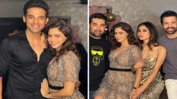 Aamna Sharif rings in her birthday with Mouni Roy, Parth Samthaan, Aamir Ali and friends