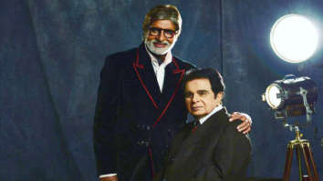 """Amitabh Bachchan pens an emotional note remembering Dilip Kumar – """"His eyes, his walk, his each limb, his every spoken word was like poetry"""""""