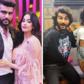 Arjun Kapoor and Janhvi Kapoor tease an exciting secret collaboration