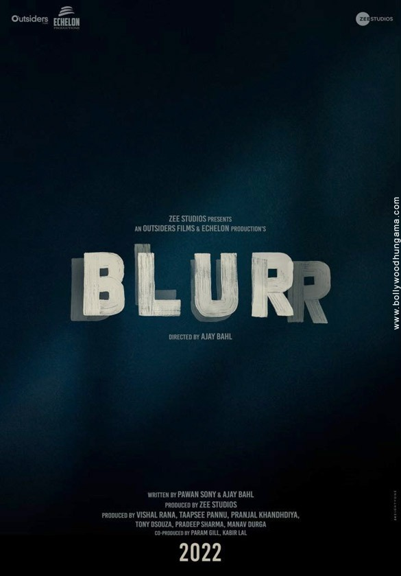 Blurr Movie: Review | Release Date | Songs | Music | Images | Official Trailers | Videos | Photos | News – Bollywood Hungama