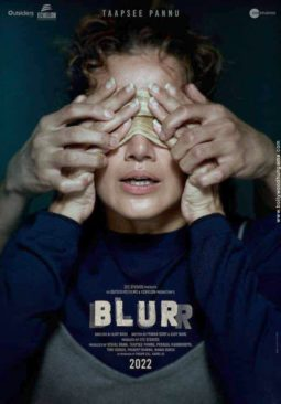 First Look Of The Movie Blurr