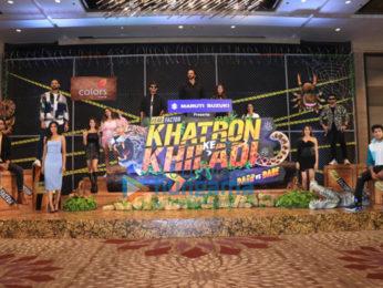 Photos: Celebs attend Khatron Ke Khiladi 11 press conference