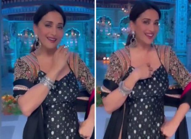 "Dance Deewane 3: Madhuri Dixit's ""Thumkas"" on 'Kajra Mohabbat' will take your breath away"