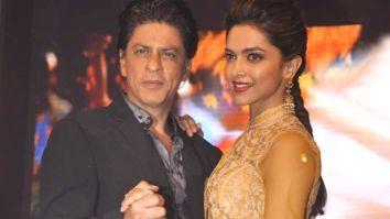Deepika Padukone joins Shah Rukh Khan for the shoot of YRF's Pathan
