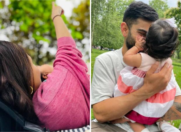 Anushka Sharma and Virat Kohli celebrate Vamika's six-month birthday together with a picnic at a park