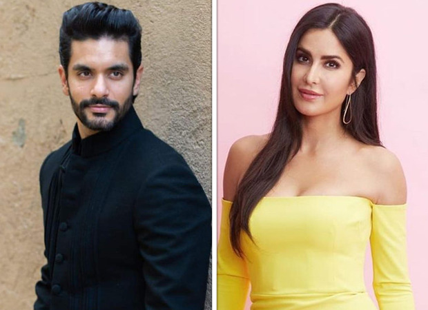 """""""I tried kat...but failed!!! Nobody does it better than you"""" says Angad Bedi while making a reel on Katrina Kaif's seductive Maaza ad"""