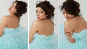 Janhvi Kapoor looks resplendent and channels fairy like vibes in her latest Instagram post!