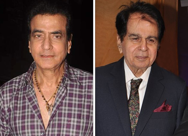 """Jeetendra pays a heartfelt tribute to Dilip Kumar - """"His contribution to cinema and our lives is huge"""""""