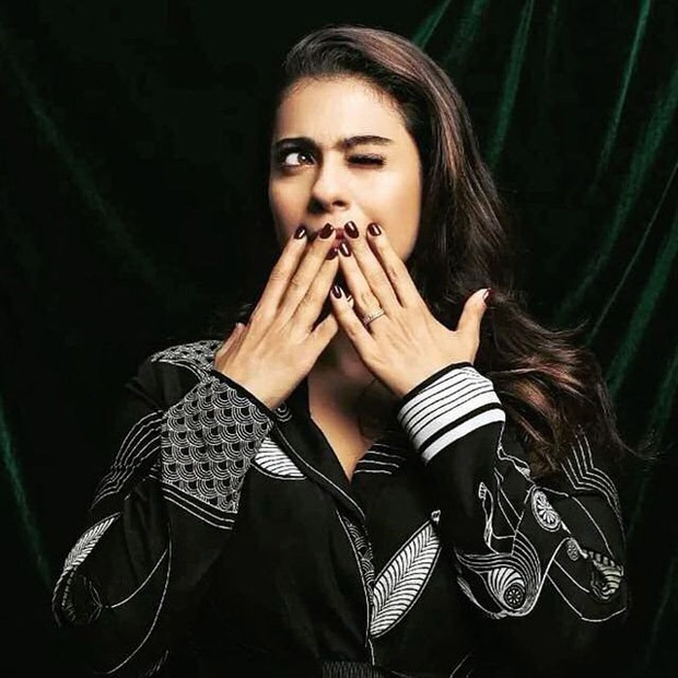 Kajol's latest post from her photoshoot proves she can pull off anything
