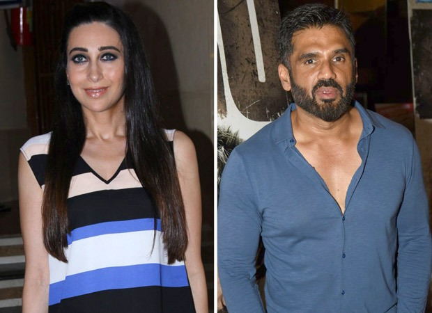 Karisma Kapoor reveals what a big mischief maker Suniel Shetty is during her stint on Indian Idol 12