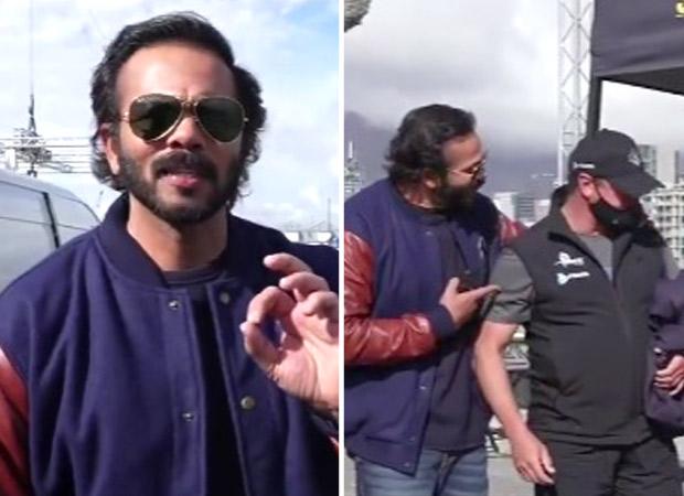 Khatron Ke Khiladi 11 Rohit Shetty plays a hilarious prank on the sets with Arjun Bijlani and Shweta Tiwari