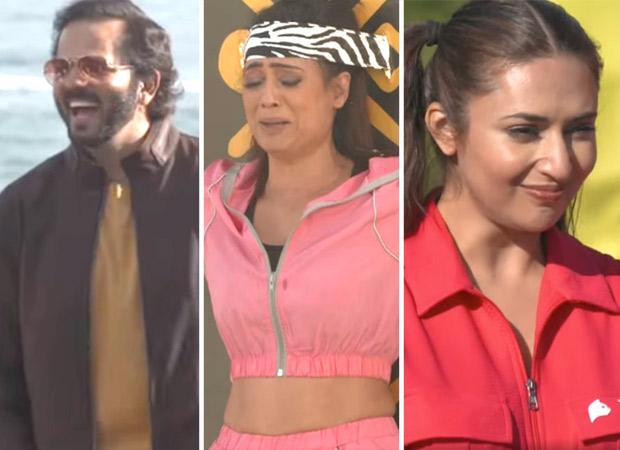 Khatron Ke Khiladi 11 Sneak Peek: Rohit Shetty makes Shweta Tiwari perform dangerous stunt; Divyanka Tripathi shows her Bhopali side