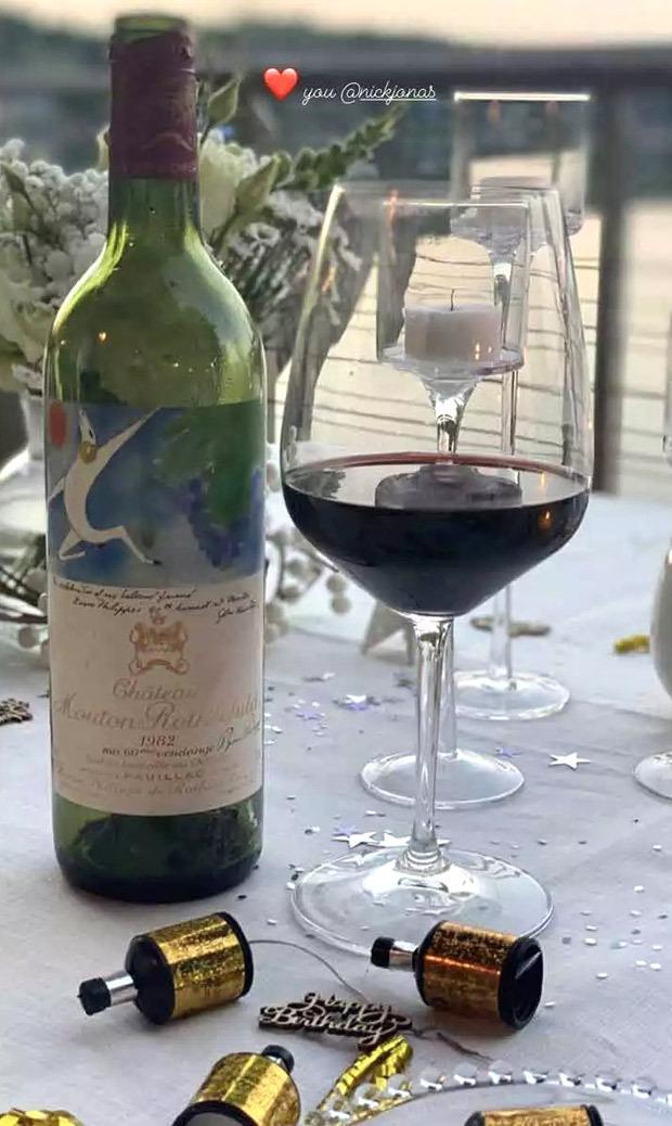 Nick Jonas' birthday gift to wife Priyanka Chopra is wine bottle worth around Rs. 10-13 lakh