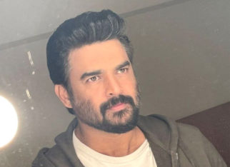 Oh no, I'm just very good at hiding my flaws, says R Madhavan when a fan calls him her future husband