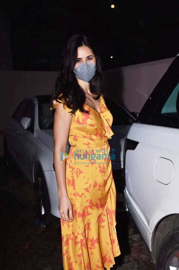 Photos Katrina Kaif snapped at Sanjay Leela Bhansali's office in Juhu (2)