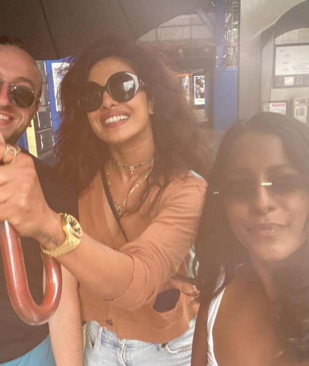 Priyanka Chopra Jonas posts snaps with her best friends making the best use of the London summer