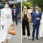 Priyanka Chopra, Mission Impossible 7 stars Tom Cruise, Hayley Atwell,Pom Klementieff, Kate Middleton, Prince William attend Wimbledon Women's Finals 2021