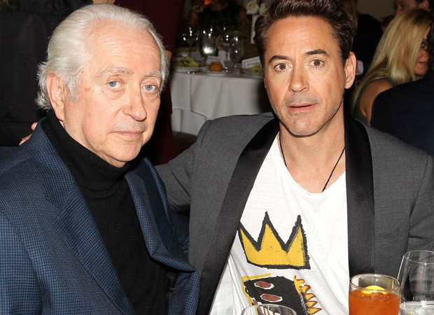 Robert Downey Jr. mourns father Robert Downey Sr's demise at the age of 85