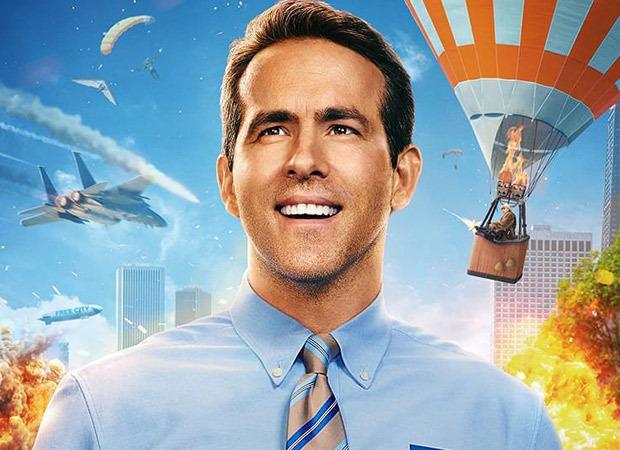 Ryan Reynolds Jodie Comer Joe Keery Lil Rel Howery Utkarsh Ambudkar and Taika Waititi feature in her new posters of Free Guy