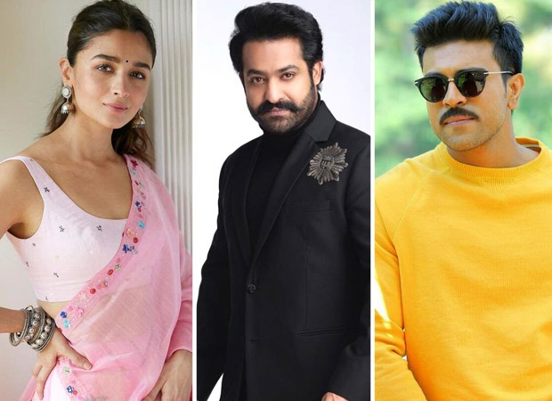SS Rajamouli to shoot for a song with Alia Bhatt, Jr. NTR, Ram Charan and 1000 background dancers