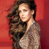 Satyameva Jayate actress Aisha Sharma drops sultry picture in cheetah print top and sheer bottoms