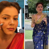 Shakti – Astitva Ke Ehsaas Ki actress Rubina Dilaik shares her transformation video from the make-up room