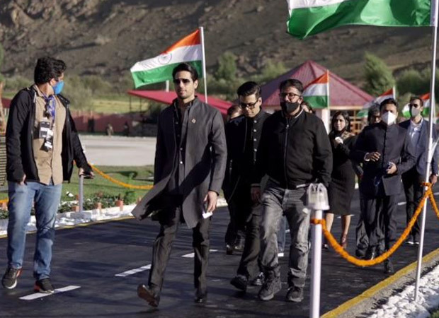 Shershaah trailer applauded by the Indian Army at Kargil War Memorial of Vijay Diwas