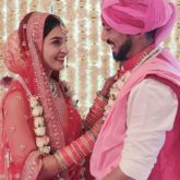 Shiny Doshi gets hitched to longtime boyfriend Lavesh Khairajani in a private wedding ceremony
