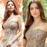 Tamannaah Bhatia makes a statement in sequin gown for MasterChef India - Telugu
