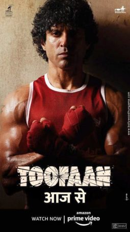 First Look of the Movie Toofaan