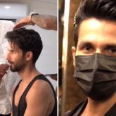 Shahid Kapoor unmasks his life in just 20 seconds; watch