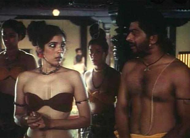 Neena Gupta remembers late actor Shankar Nag with a still from the 1984 film Utsav