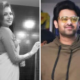 Bhagyashree gets a sweet welcome by Prabhas as she joins the set of Radhe Shyam