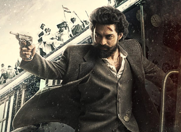 Nandamuri Kalyan Ram's pan-India film Devil- The British Secret Agent's title and first look out