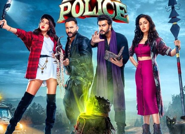 Bhoot Police starring Saif Ali Khan, Arjun Kapoor, Yami Gautam, and Jacqueline Fernandez to release on Disney+Hotstar on this date