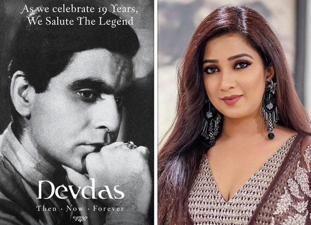 19 Years of Devdas: Makers pay tribute to Dilip Kumar; Shreya Ghoshal remembers her debut