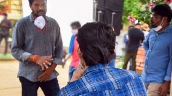 Mahesh Babu resumes the shooting of Sarkaru Vaari Paata