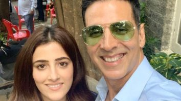 """EXCLUSIVE: """"I think if you can work with Akshay Kumar, it prepares you to work with newer people or lesser experienced people""""- Nupur Sanon"""