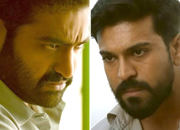 Jr NTR pulls off dangerous stunts, Ram Charan wins over with his intensity and aggression in the much-awaited RRR