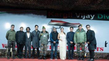 Shershaah Trailer Launch: Sidharth Malhotra, Kiara Advani launch Captain Vikram Batra biopic on Kargil Vijay Diwas